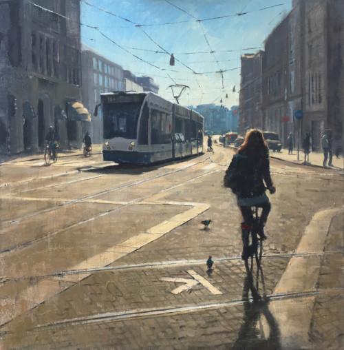 Amsterdam, tegenlicht