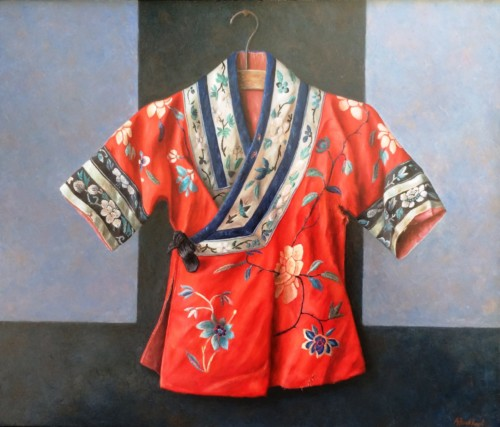 Oud Chinees kinderjakje (Han dynastie)