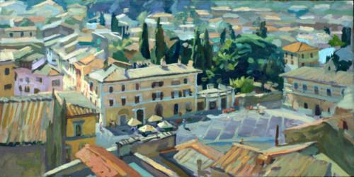 Panorama Bolsena