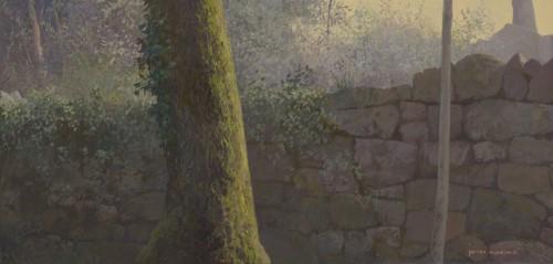 Een stille muur