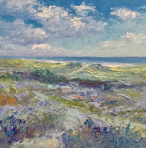 Langs Strand en Duin (12)