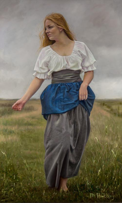 Arriva la pioggia (Ode aan Bouguereau)