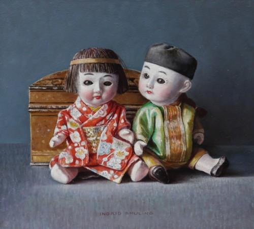 Chinese popjes