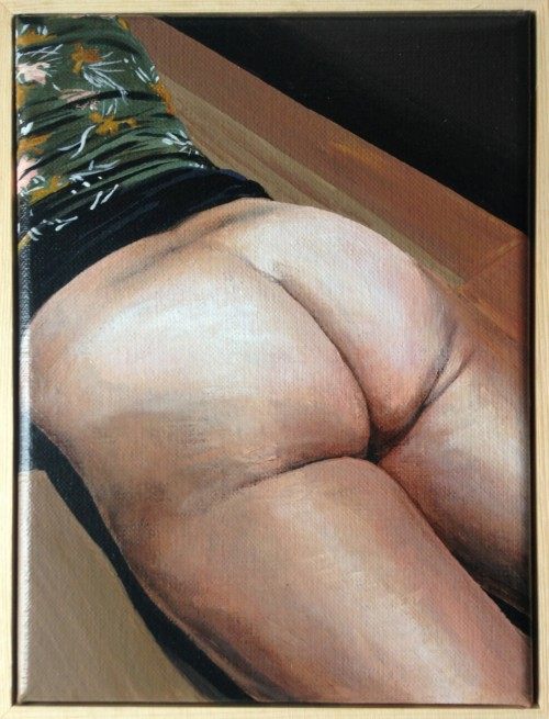 The Butts of my Facebook Friends (serie: 12 van 15)
