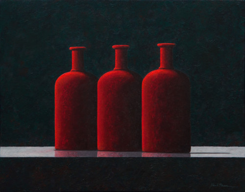 Repetition in red