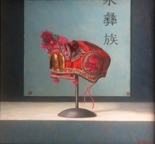 Oud Chinees (Yi-) mutsje