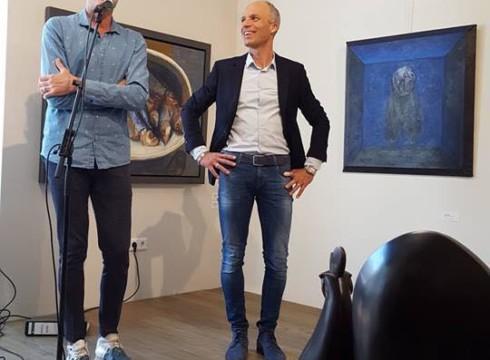 Een jaar Galerie Bonnard op Berg 9, tot ziens!