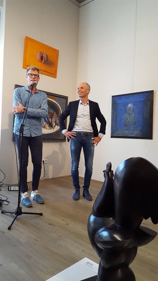 Een jaar Galerie Bonard op Berg 9, tot ziens!