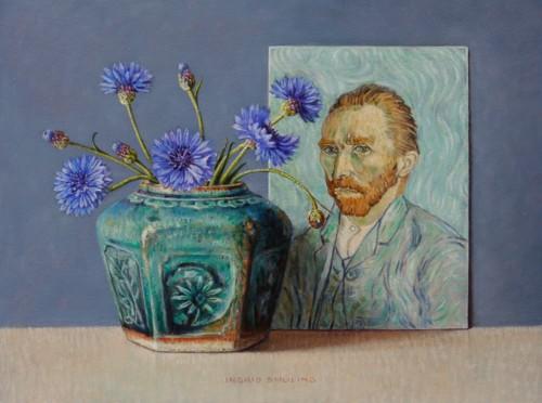 Korenbloemen voor van Gogh