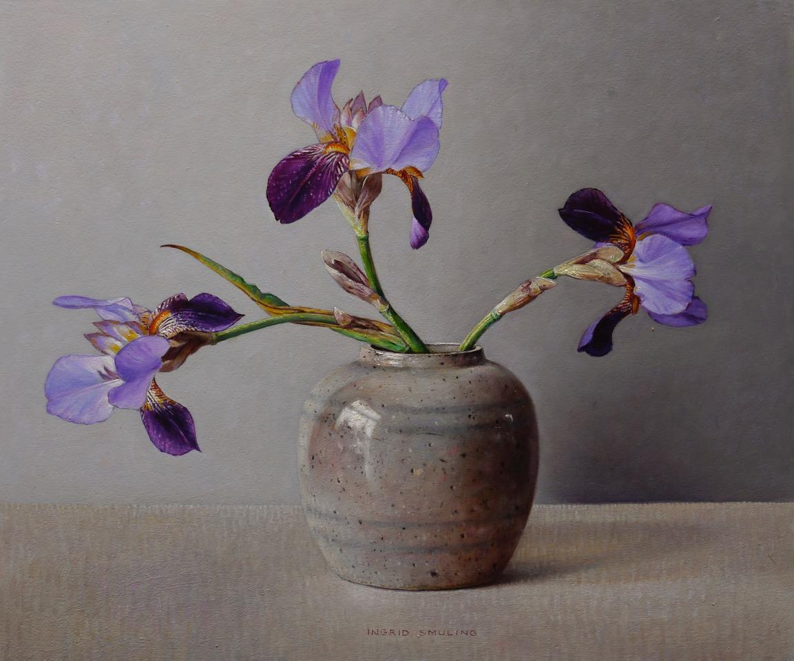 iris-in-oude-gemberpot-2016-25-x-30-cm
