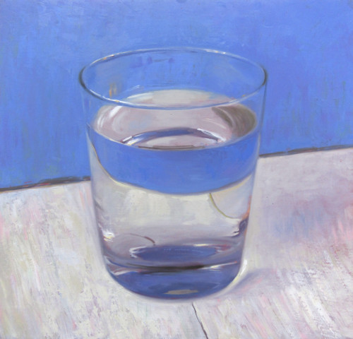 Glas water