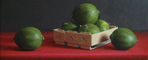 Stilleven met Limoenen