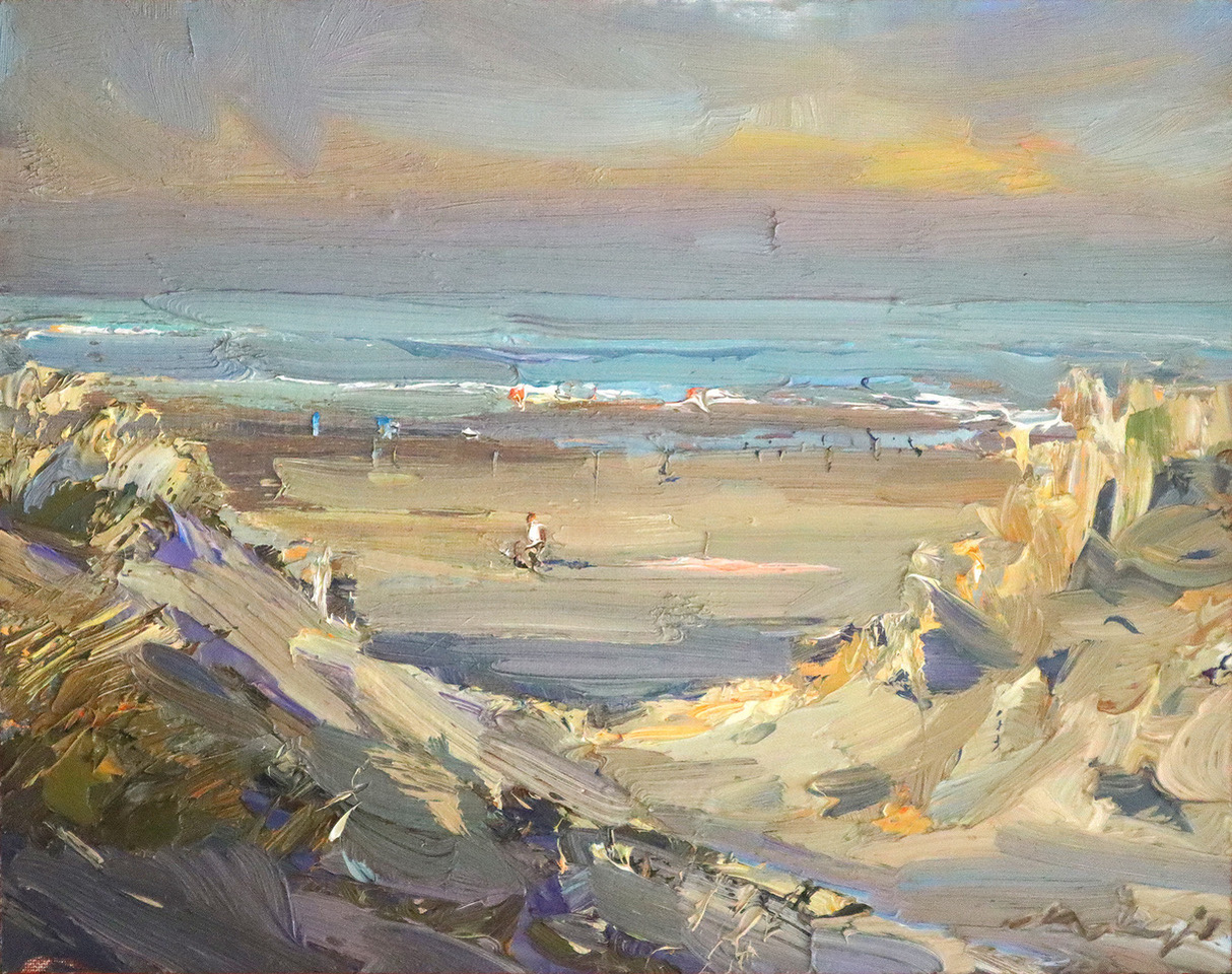 galerie bonnard sw06-2019-seascape-schuring-viewing-from-dunes