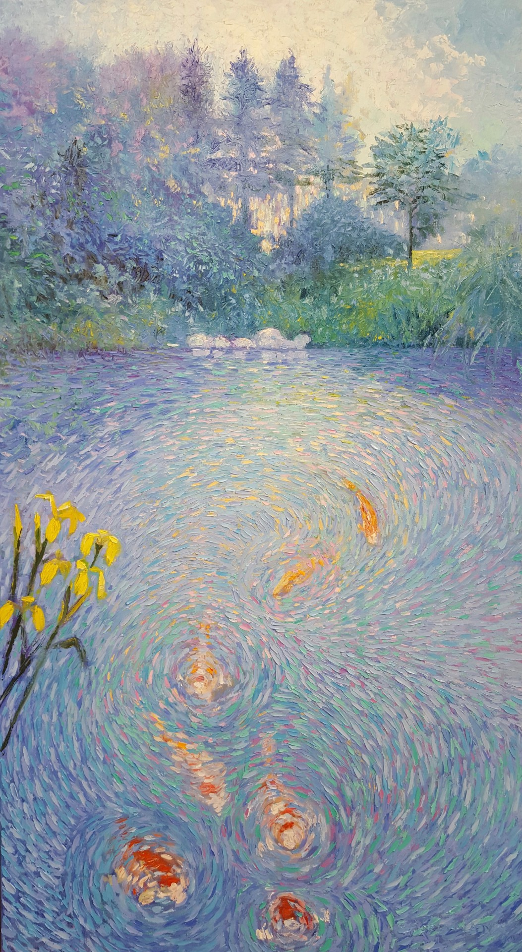 Ode aan Vincent van Gogh I
