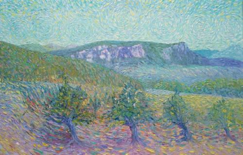 Ode aan van Gogh II