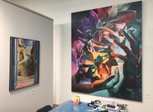 Studio Giftig bij Galerie Bonnard