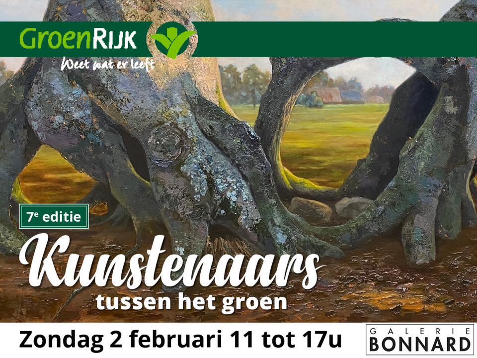 Galerie Bonnard bij Groenrijk Geldrop: Kunstenaars in het Groen
