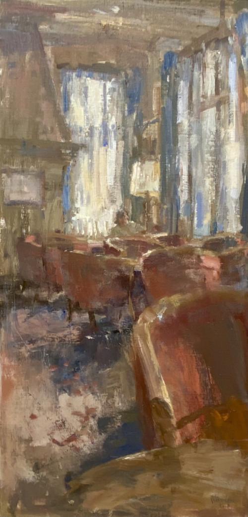 Hotel van de Werff – lounge