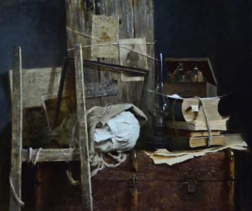 Still-life in Studio