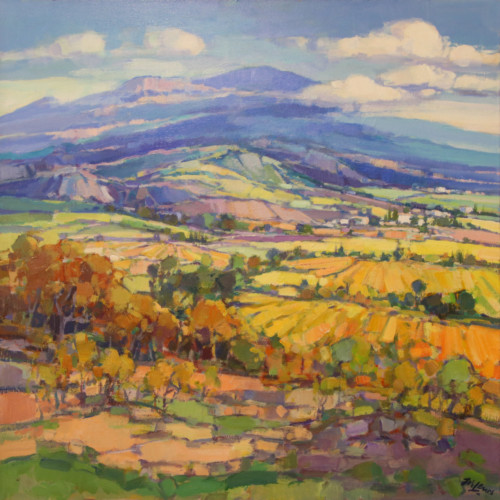 Paysage Provence