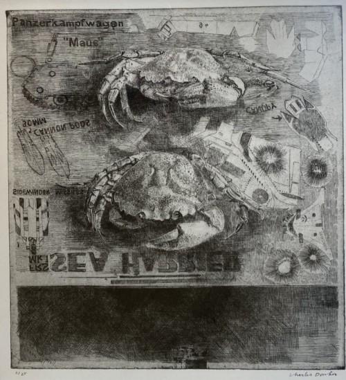 Twee krabben