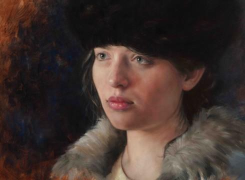 Brabantse kunstenaar 'Liseth Visser' bij Galerie Bonnard!