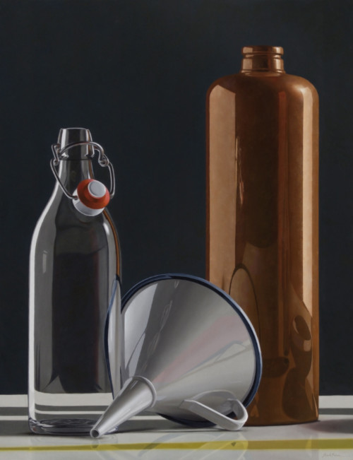 Composition with Funnel