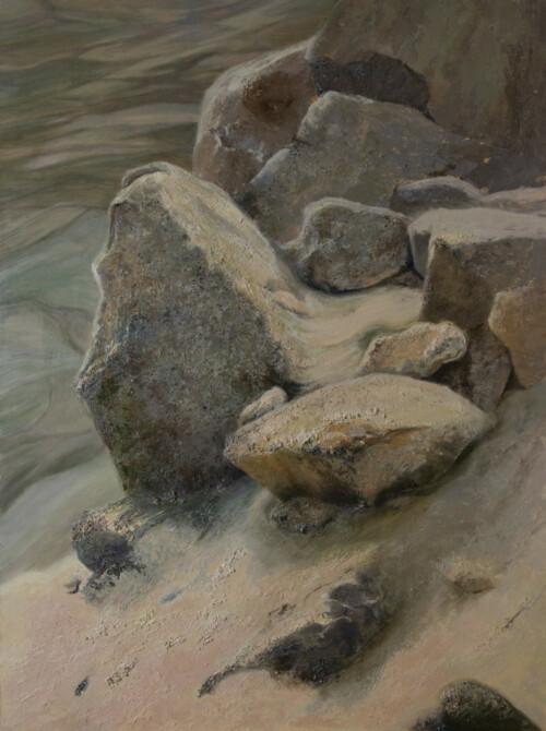 Zand met Steilwand (Groeve bij Bunne)