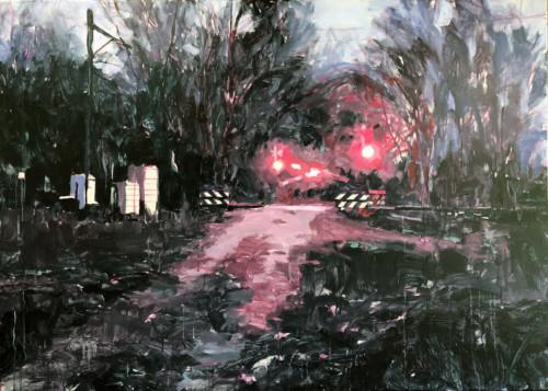 Spoorwegovergang II