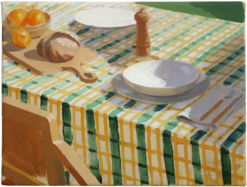 Ontbijttafel