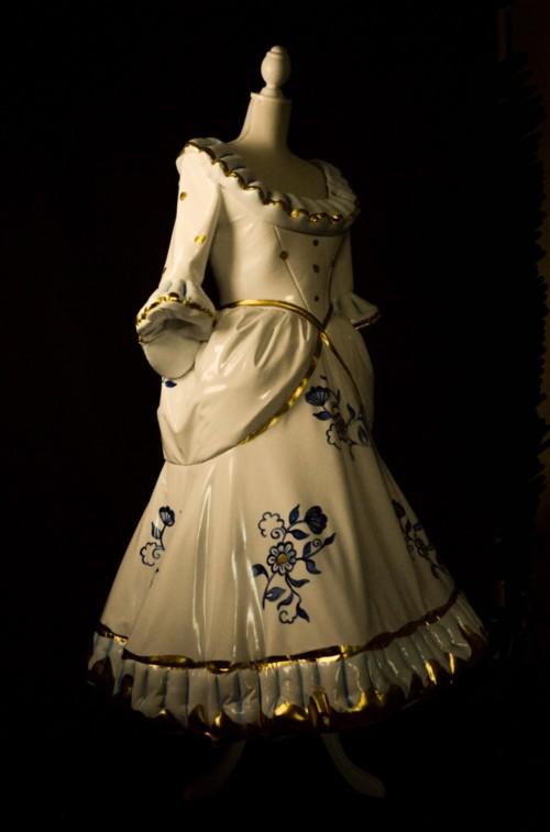 Vestito- Gilded Romance