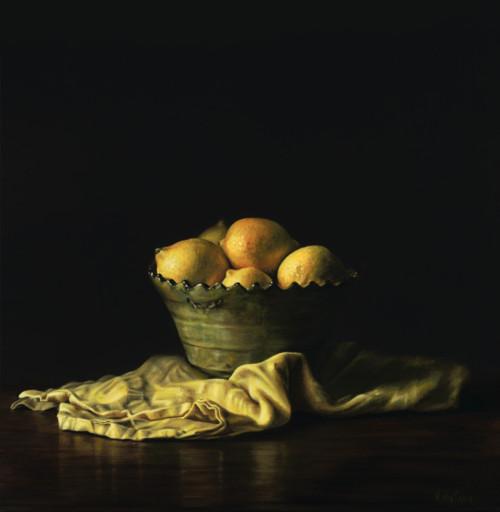 Citroenen in tamegroute schaal I